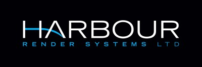 Harbour Render Systems Ltd Logo 2014 Vectors